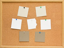 Corkboard Royalty Free Stock Images