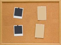 corkboard Arkivfoton