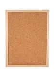 Corkboard avec le chemin Photos libres de droits