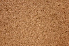 Corkboard. Background of the brown corkboard Royalty Free Stock Photos