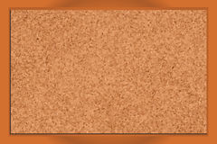 Corkboard in bianco Fotografia Stock Libera da Diritti