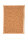Corkboard with path Royalty Free Stock Photos