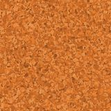 Corkboard seamless generated texture Stock Image