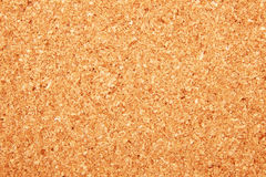 Corkboard texture closeup photo Stock Photography