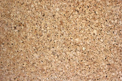 Corkboard Texture. Notes that can be pasted on board blank notes Stock Images