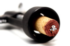 Corked Royalty Free Stock Photo