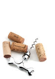 Corks background Royalty Free Stock Image