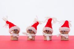 Corks Christmas Stock Image