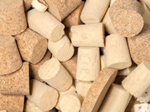 Corks Close Up Royalty Free Stock Image