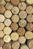 Corks from wine Royalty Free Stock Images
