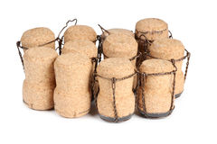 Corks of wine Royalty Free Stock Photography