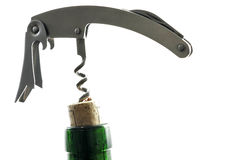 Corkscrew Royalty Free Stock Image