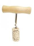 corkscrew Imagens de Stock Royalty Free
