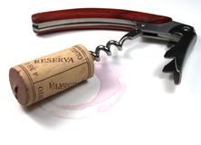 Corkscrew Stock Photos
