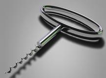 corkscrew Foto de Stock Royalty Free