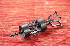 Corkscrew do vintage Foto de Stock Royalty Free