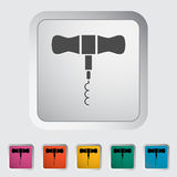 Corkscrew Royalty Free Stock Photos