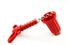 Corkscrew Royalty Free Stock Photography