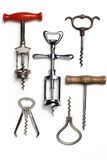 Corkscrews Royalty Free Stock Images