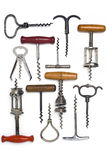 Corkscrews Stock Photography