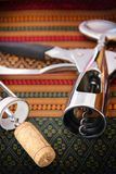 Corkscrews and Cork Royalty Free Stock Images