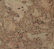 Corkwood background. Surface of a corkwood tile closeup texture Royalty Free Stock Images