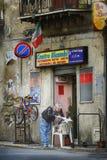 corleone sicily Włochy Zdjęcia Stock