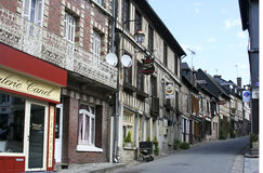 Cormeilles, Normandy Stock Images