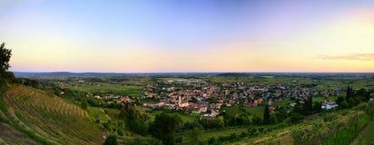 Cormons (VAYA) Italia Fotos de archivo