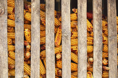 Corn barn Royalty Free Stock Photography