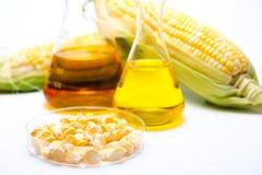 Corn biofuel Stock Photos