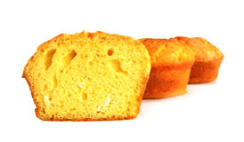 Corn bread Royalty Free Stock Images