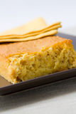 Corn Bread Stock Photo