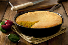 Corn Bread Stock Photography