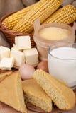 Corn bread Stock Images