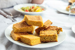Corn breads Stock Photo