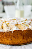 Corn cake Royalty Free Stock Image
