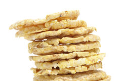 Corn cakes Royalty Free Stock Photos