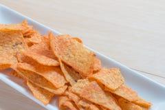 Corn chip Stockfotos