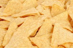 Corn chip background Royalty Free Stock Photo