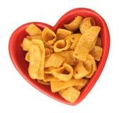 Corn chip Stock Image