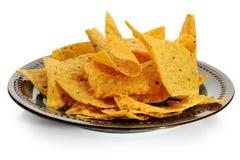 Corn chipe Lizenzfreie Stockbilder