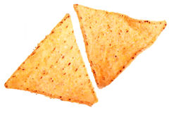 Corn chips Stock Photos