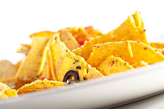 Corn Chips Royalty Free Stock Photos