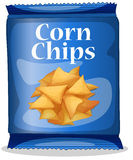 Corn chips Stock Image