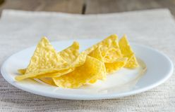 Corn chips Royalty Free Stock Photos