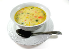 Corn Chowder Stock Images