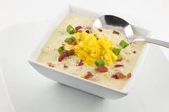 Corn Chowder Royalty Free Stock Photography