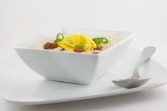 Corn Chowder Stock Image