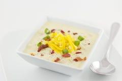 Corn Chowder Stock Photography